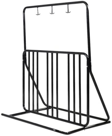 popular Giantex Bicycle Parking Storage Rack 1-6 Bikes Steel Park sale Stand 2/3/4/5 outlet sale Black online