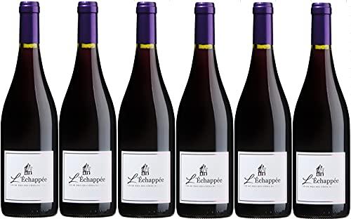 Vino tinto de la región de Costillas del Tarn'l 'escape' lote de 6 botellas.