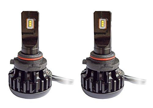 Simoni Racing lb3 Lot de 2 ampoules lED hb3 complètes de Câblages