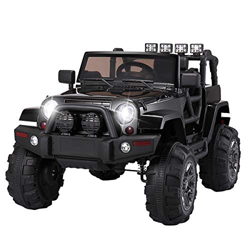 Battery Powered Jeep Ride On Car