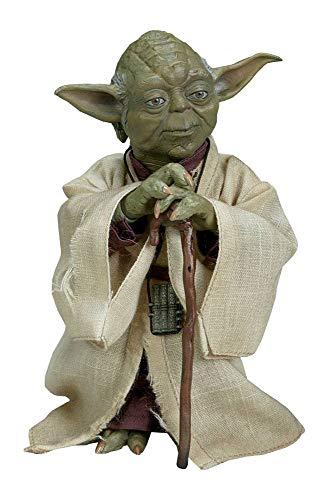Sideshow Collectibles Unisex Jugend 1:6 Yoda-Star Wars Episode V Figur, grün