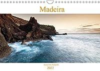 Madeira - Juwel im Atlantik (Wandkalender 2022 DIN A4 quer): Madeira wird Sie verzaubern mit einer atemberaubenden und ueberaus vielseitigen Landschaft. (Monatskalender, 14 Seiten )