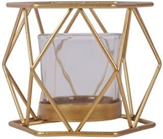 better homes & gardens gold wire tea light candle holder