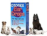 SIPW - Otodex Cat and Dog Ear Drops - kills mites removes wax 14ml
