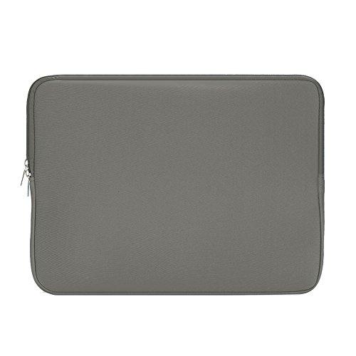 monque Capa para laptop de 14 a 14,6 polegadas, capa protetora acolchoada para bolsa de transporte para MacBook Pro de 14 polegadas, notebook, ultrabook, Chromebook, Dell, HP, ThinkPad, Lenovo, Samsung, Toshiba, Asus