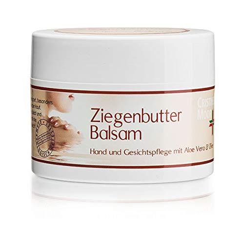 CristinenMoor ZiegenButter Balsam mit biol. Ziegenbutter, biol. Aloe Vera und biol. Olivenöl 200 ml