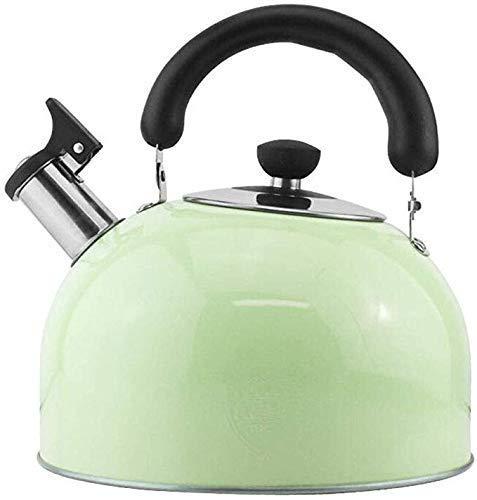 Teekanne Wasserkocher Mit Pfeife Pfeifkessel Edelstahl Flöte Wasserkocher Teekessel A.