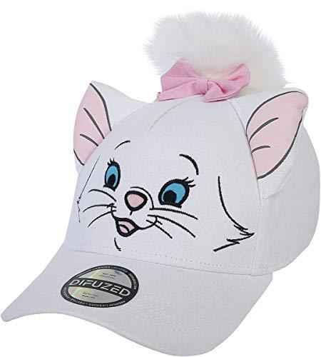 Aristocats Marie Cap weiß/rosa