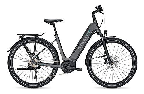 Derby Cycle Raleigh Kent 10 XXL Bosch Elektro Fahrrad 2021 (28' Wave M/48cm, Granitegrey Matt (Wave))