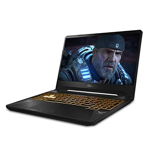 ASUS TUF Gaming 2019 15.6'' FHD Laptop Notebook Computer, AMD Ryzen 7 R7-3750H 2.3GHz, GTX 1660 Ti 6GB Graphics, 16GB RAM, 1TB SSD, RGB Backlit Keyboard, Wi-Fi, Bluetooth, Webcam, HDMI, Windows 10