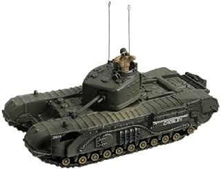 Forces Of Valor 1:72nd Scale U.K. Infantry Tank MK. IV - Normandy 1944