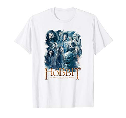 Hobbit Main Characters T Shirt