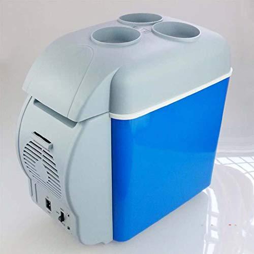 Auto-koelruimte mini, draagbare koelkast voor in de auto, voor op reis, picknick, kampeerend buitengebruik.