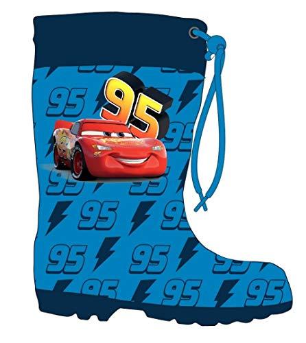 Disney Cars Jungen Gummistiefel Schuhe(32 - UK 13)