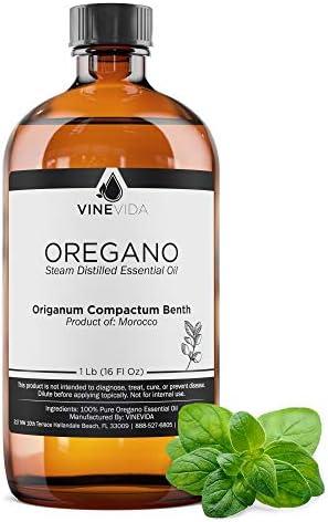 Top 10 Best pure oregano essential oil Reviews