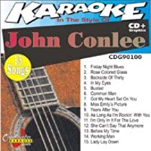 john conlee karaoke