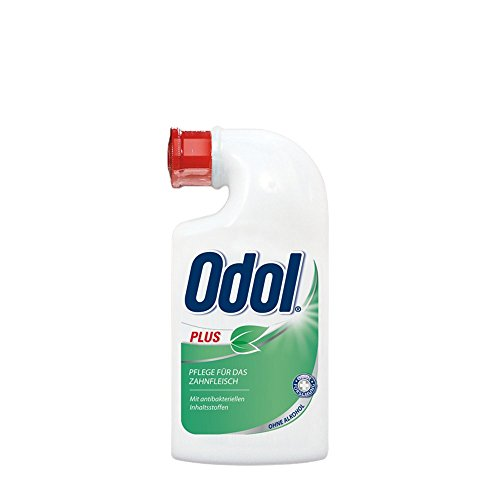 Odol Mundwasser Plus, 40ml