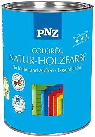 PNZ – Tinte en aceite para madera, color natural de la madera