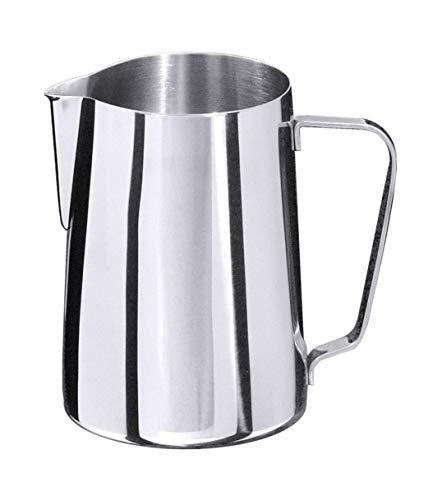 Jarra 9222 Milchkännchen/Aufschäumkännchen 0,6 L, Edelstahl