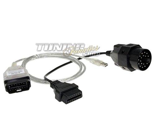 OBD Diagnose USB Interface Ediabas INPA K+DCAN Adapter Stecker