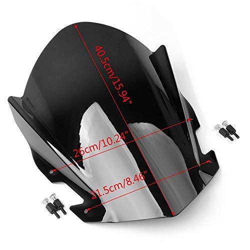 YANGLIYU - Ferngesteuerte Motorräder in Smoked Black