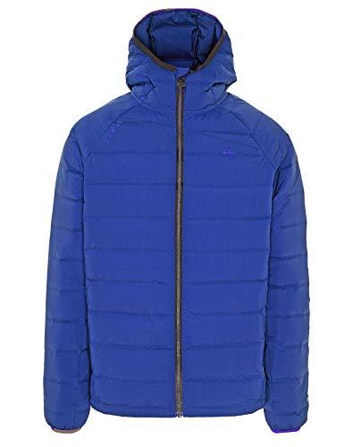 Ternua ® Nuptse H-Down M Veste Homme, Bleu Vif (Bright Clematis), XL