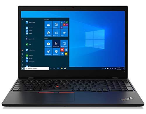 Lenovo ThinkPad L15 (Gen 1) - Ordenador Portátil 15.6' FullHD (Intel Core i5-10210U, 8GB RAM, 256GB SSD, Intel UHD Graphics, Windows 10 Pro) Negro - Teclado QWERTY Español