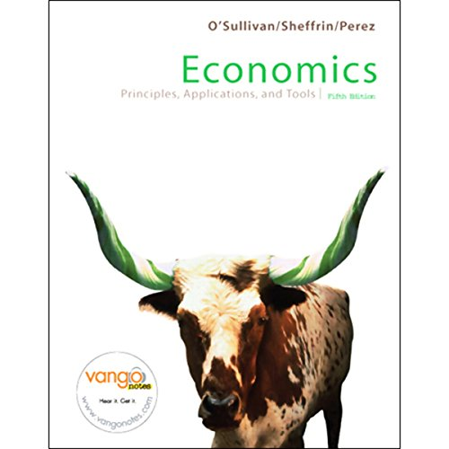 VangoNotes for Economics audiobook cover art