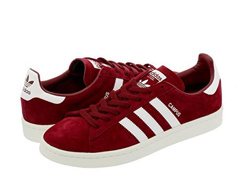 [アディダス] CAMPUS BURGUNDY/RUNNING WHITE/CHARK WHITE Originals