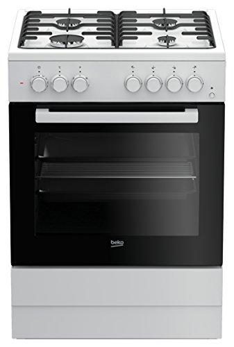 Beko FSE62110DW Libera installazione Gas A Bianco cucina