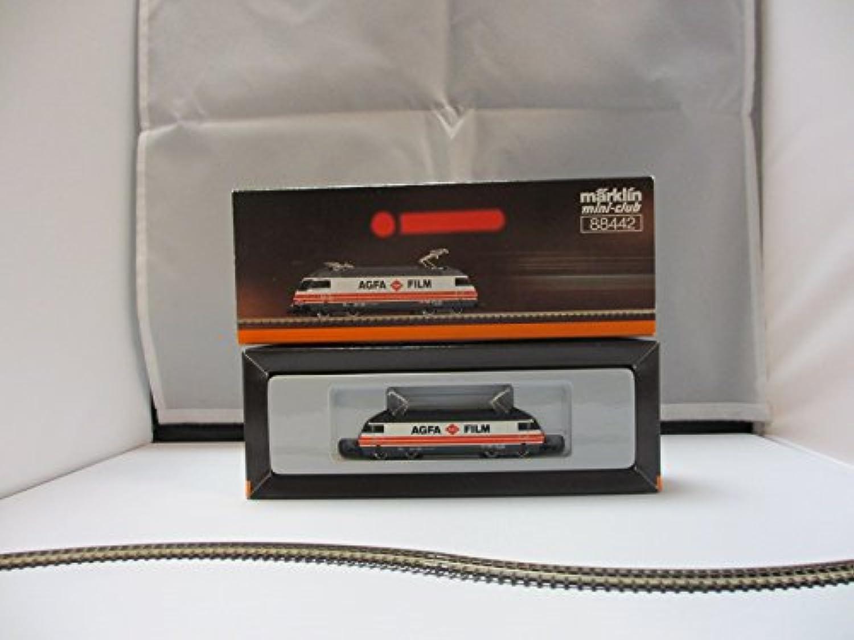 E-Lok 460 AGFA SBB Spur Z Art.Nr. 88442 Mrklin