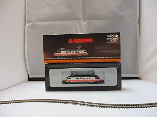 E-Lok 460 AGFA SBB Spur Z Art.Nr. 88442 Märklin