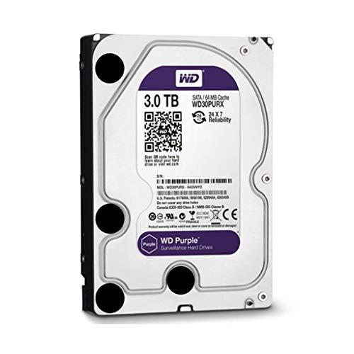 Western Digital WD30PURX Purple x 3000 GB Festplatte, 3,5-Serial ATA