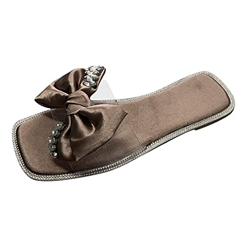 WINTOM ciabatte donna estive sandali con zeppa da donna high heel women shoes sexy Pantofole Sposa Matrimonio sandali donna bassi fucsia Scarpe Da Barca Donna Estive sandali mare donna zeppa