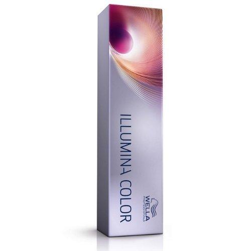 Wella Illumina Haarfarbe 9/43 Lichtblond / Rotgold, 60ml