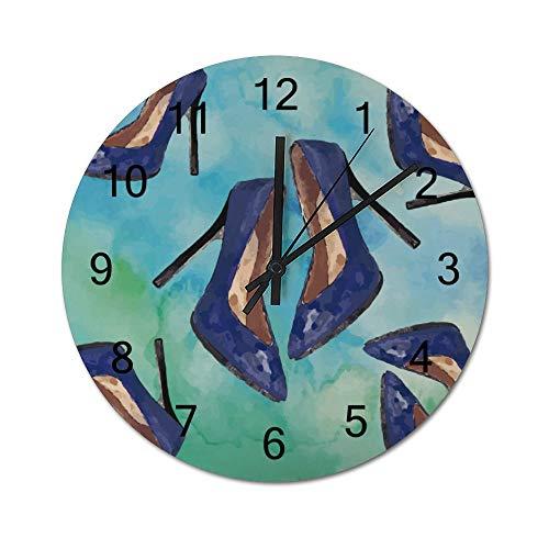 Reloj de pared para regalo de inauguración de la casa de 30,48...