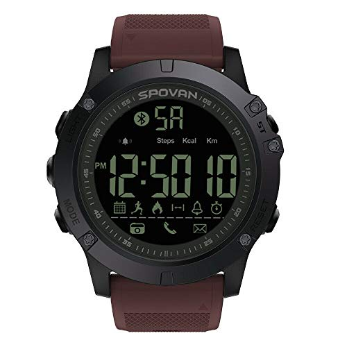 Smart Watch Nieuwste 2019 Tact - Military Grade Super Tough Waterproof merk: TONWIN, C1