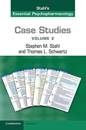 Download Case Studies: Stahl's Essential Psychopharmacology 1107607337