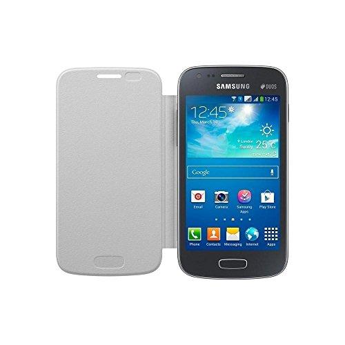 Samsung Flip - Funda para móvil Galaxy Ace 3 (Permite hablar con...