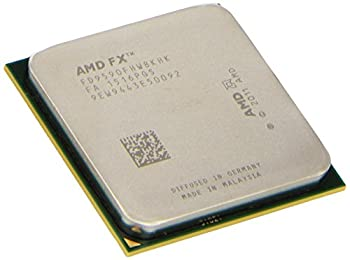 AMD FD9590FHHKWOF FX-9590 8-core 4.7 GHz Socket AM3+ 220W Black Edition Desktop Processor
