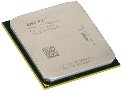 AMD FX 9590 - Procesador (4.7 GHz, DDR3-SDRAM, 220 W, AM3+)