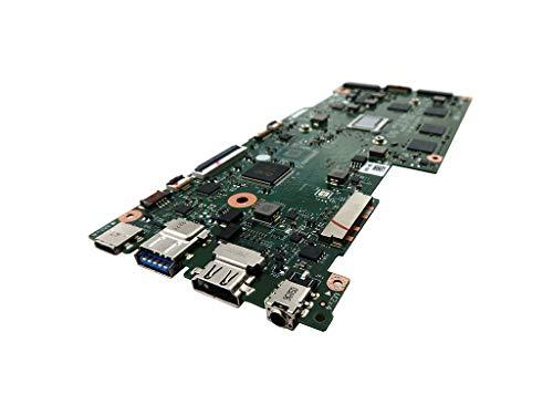 Intel Core m3-8100Y 1.1GHz SRD23 Processor 4GB RAM Laptop Motherboard 60NB0MA0-MB1030 for Asus ImagineBook MJ401TA Series