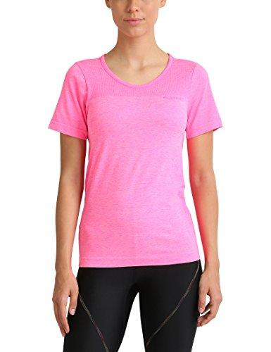 Ultrasport Endurance Berkeley T-Shirt Femme, Rose, XXS/XS