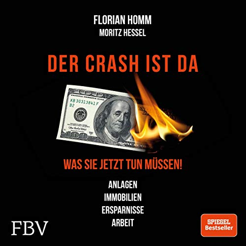 Couverture de Der Crash ist da