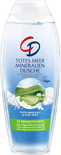 CD Totes Meer Mineralien Dusche 250 ml, vegane Körperpflege