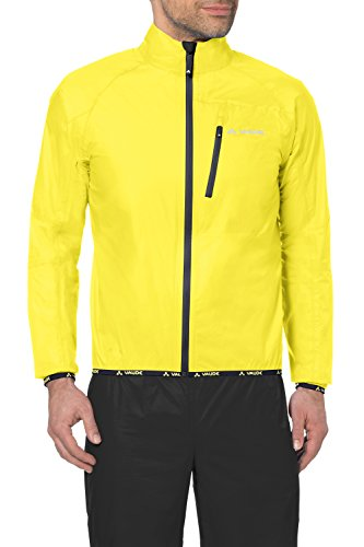 VAUDE Herren Jacke Men's Drop Jacket III, canary, S, 049791255200