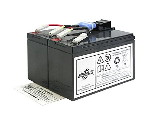 スーパーナット UPS用バッテリーキット RBC137J-S■RBC137J 互換■APC Smart UPS750(SMT750J)用 RBC137J-S