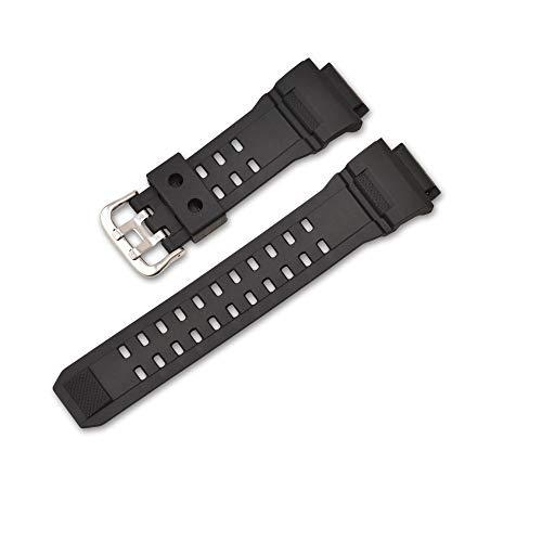 Ersatzarmband für Casio GW-9400-1 G-Shock Range 10455201 Schwarz