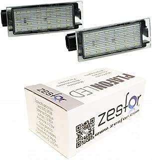 ZesfOr Luci per Targa a LED per Kia Sportage 11-15