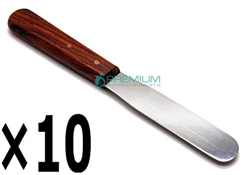 10× Gypsum Spatula 8